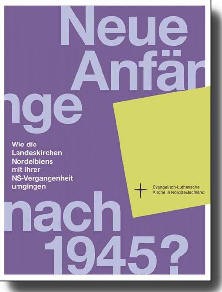 Neue Anfänge nach 1945 Ausstellungskatalog