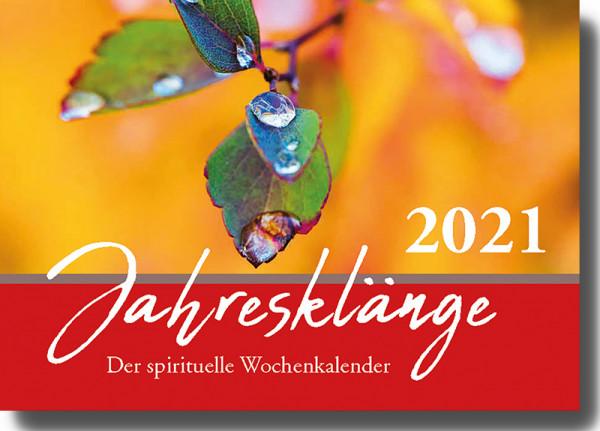 Jahresklänge 2021 Kalender