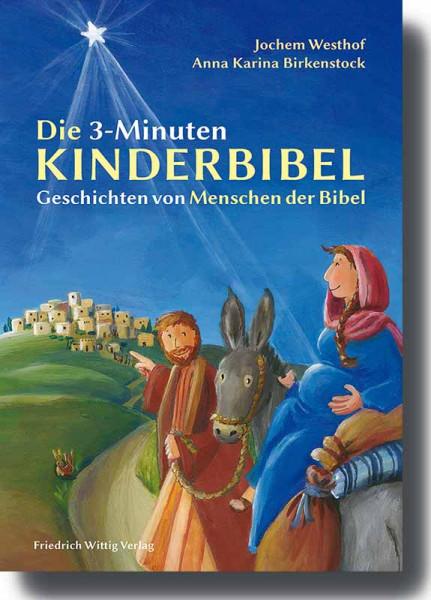 Die 3-Minuten Kinderbibel