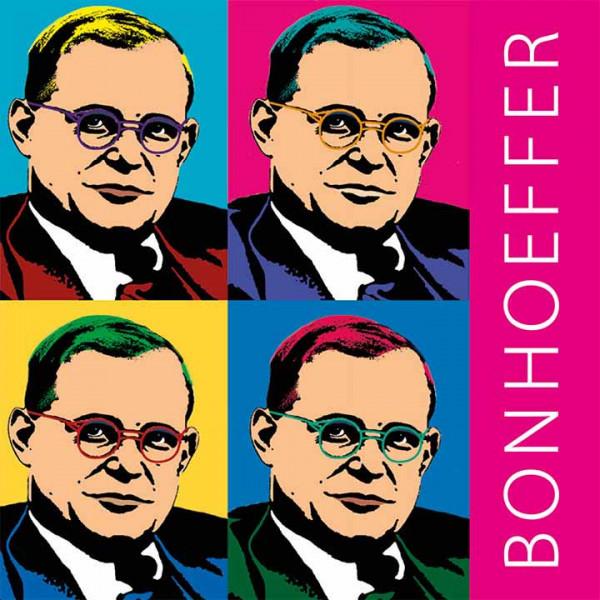 Kühlschrankmagnet Dietrich Bonhoeffer